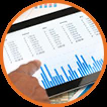 Gráfico costes planificación de rutas routing repaerto