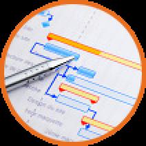 Gráfico control rutas optimizar rutas routing reparto