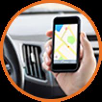 App móvil seguimiento de flotas Routing reparto